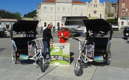 Private Split Rickshaw Tour - Grand Circle