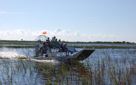 Everglades National Park: 2-Hour Sawgrass Recreation Park