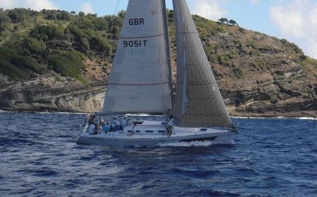 Antigua: Private 2.5-Hour Sunset Cruise