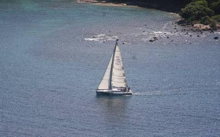 Antigua Half-Day Private Sailing Yacht Charter