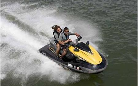 Hensley Lake Full-Day Jet Ski Adventures - 2-Machine Rental