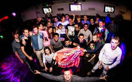 Saint Petersburg City Pub Crawl
