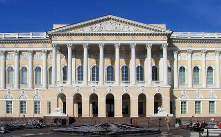 St. Petersburg Russian Museum Private Walking Tour
