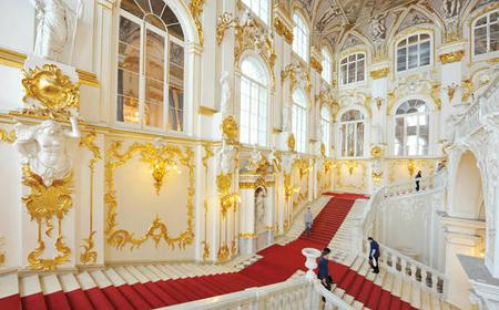 Hermitage Museum St Petersburg Private Tour