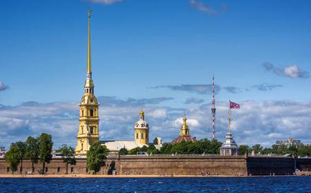 St. Petersburg & Peter and Paul Fortress Private Tour