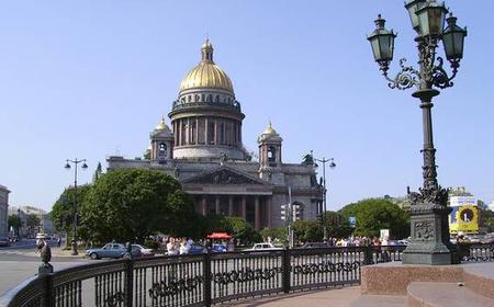 St. Petersburg & St. Isaacs Private Tour with Transport