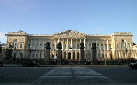 St. Petersburg: Russian Museum Private 2.5-Hour Tour