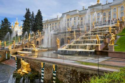 Peterhof: 5-Hour Lower Park and Great Palace Tour