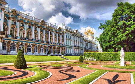 St Petersburg Catherine Palace and Park Half-Day Tour