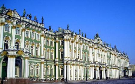 St. Petersburg and Hermitage Half-Day Private Tour