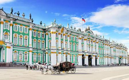 St. Petersburg: 3-Hour Hermitage Museum Guided Tour