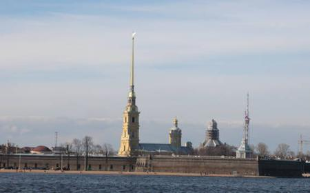 St. Petersburg City Tour & Peter and Paul Fortress