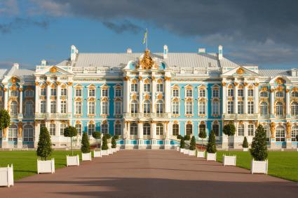 Tour of Pushkin including Catherine Palace and Park