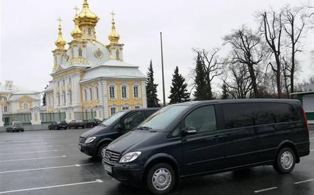Private Airport Transfer in St.Petersburg