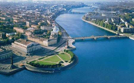 St. Petersburg Walking Tour