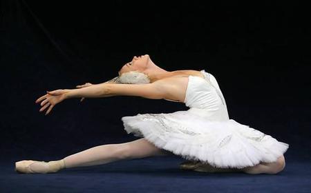 St. Petersburg: Swan Lake Ballet at Hermitage Theater