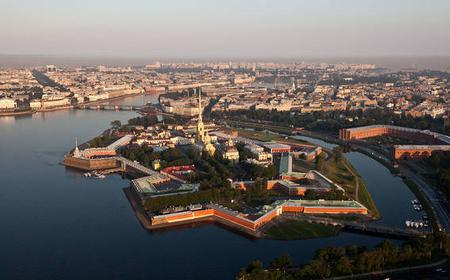 St. Petersburg: 3-Hour Peter and Paul Fortress Tour