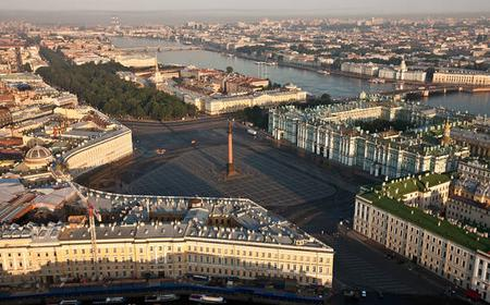 St. Petersburg Private 4-Hour Car Tour