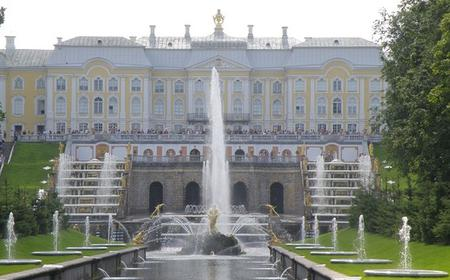 2-Day Visa Free St. Petersburg Highlights Private Tour