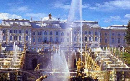 Skip-The-Line: Peterhof and Catherine's Palace Tour