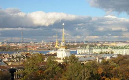 Private St. Petersburg Tour: a Bird's Eye-View of the City