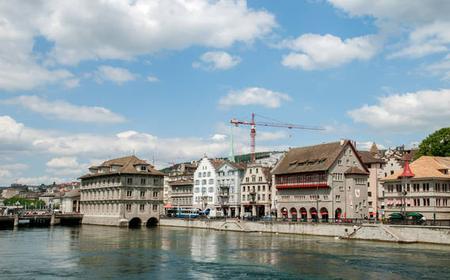 Best of Zurich City Tour: Rhine Falls & Stein am Rhein