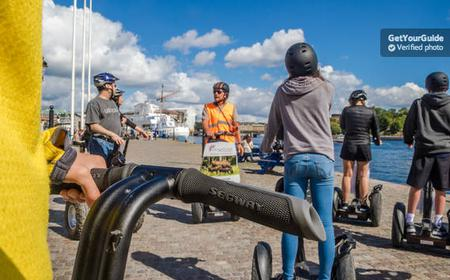 Stockholm: 90-Minute Sightseeing Tour by Segway