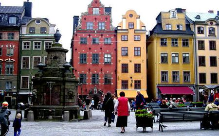 Stockholm: 5-Hour Shore Excursion Group Tour