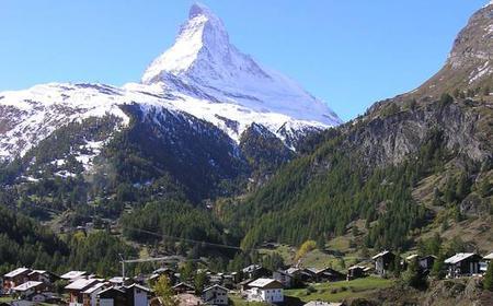 Zermatt and the Matterhorn: Full-Day Tour from Stresa
