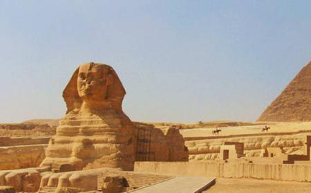 Suez Port Private Day-Tour to Pyramids and Nile