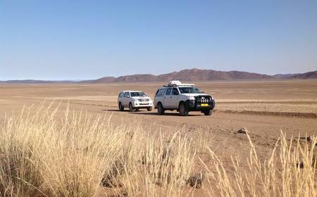 13-day camping safari through Namibia from / to…