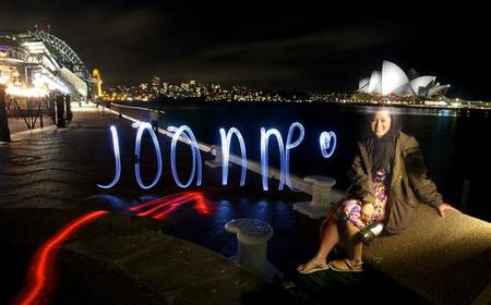 Sydney: Art and Photography Tour by Night