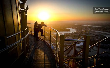 Skywalk at The Sydney Tower Eye Ticket & Tour