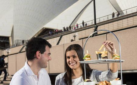 Sydney Opera House Tour and Tasting Plate