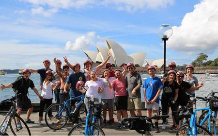 Sydney Highlights 2.5-Hour Bike Tour