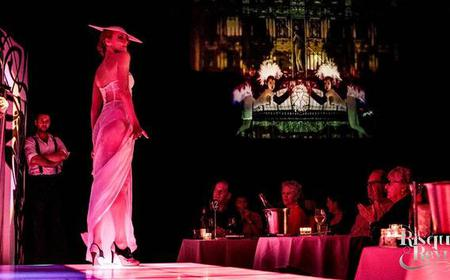 Sydney: Risqué Revue French Cabaret VIP Dinner and Show