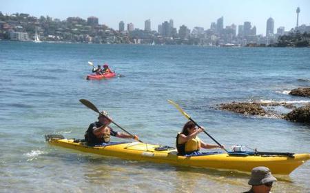 Sydney Harbour Bridge Lunch Kayak