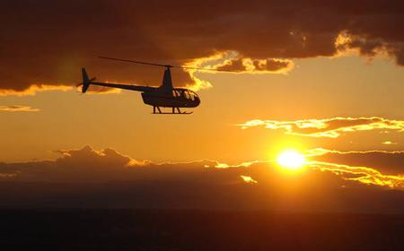 From Sydney: Scenic 25-Minute Twilight Helicopter Tour