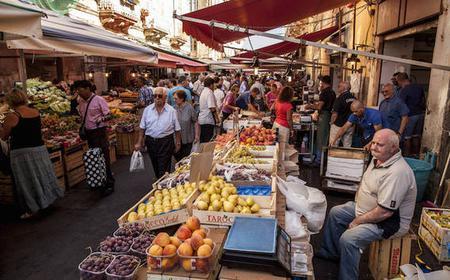 Syracuse: Food Walking Tour