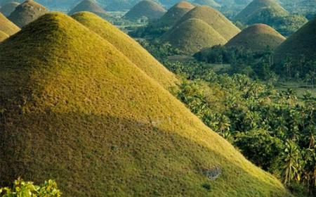 Full-Day Bohol Excursion (Departs from Cebu)