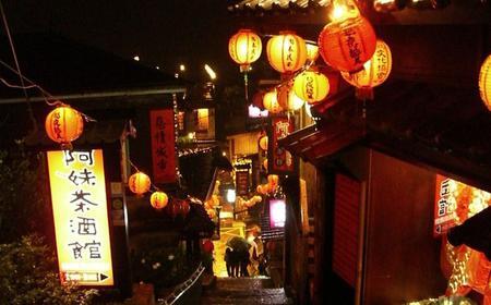 Jioufen Village and Raohe St. Night Market Tour
