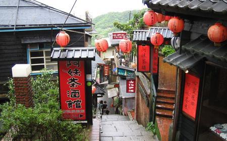 Jioufen Village Half Day Tour