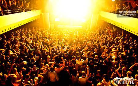 Amsterdam Nightlife Scene 7-Day Ticket