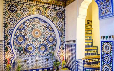 From Tangier Port: Tangier Sightseeing Tour
