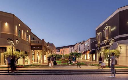 Sicilia Outlet Village Shopping Tour from Taormina