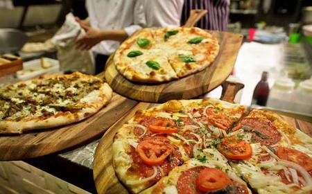 Taormina: Pizza Cooking Class
