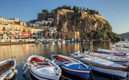 Lipari and Vulcano by Boat: Classic Aeolian Tour