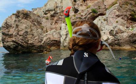 Isola Bella Snorkeling Tour from Taormina