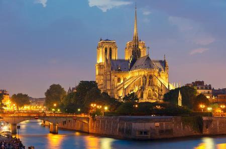 Paris Illuminations Night Tour