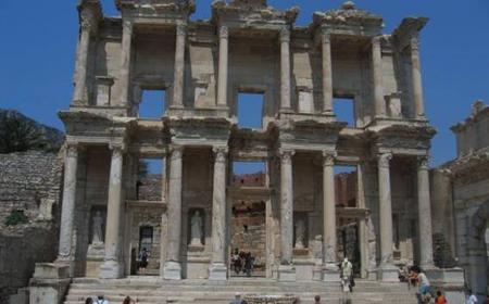 Full-Day Tour of Ancient Ruins in Ephesus from Izmir